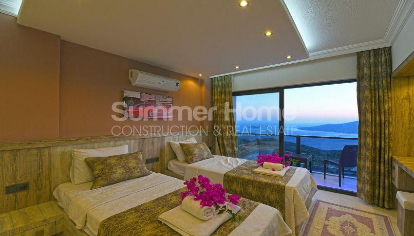 ویلای سه خوابه مدرن با استخر سرپوشیده در کالکان  interior - 9