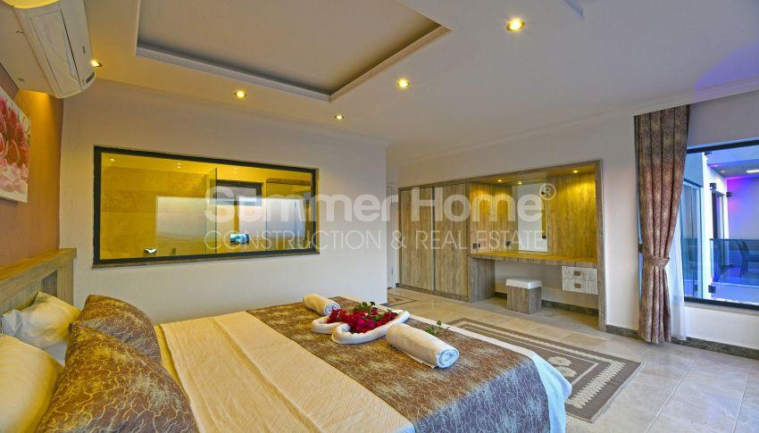 ویلای سه خوابه مدرن با استخر سرپوشیده در کالکان  interior - 11