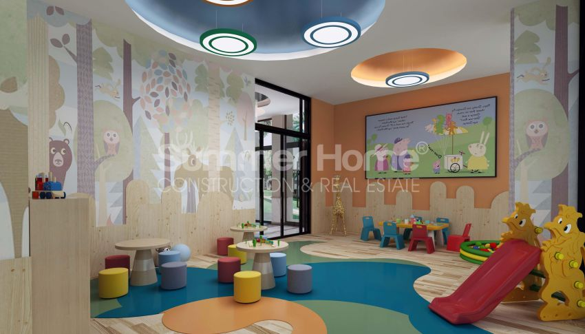 مجموعهای به سبک فرانسوی در مرکز شهر آلانیا  facility - 14