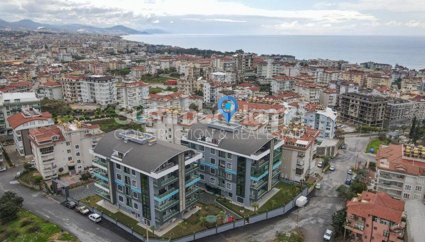 آپارتمانهای متنوع در مجموعهای در مرکز آلانیا general - 1