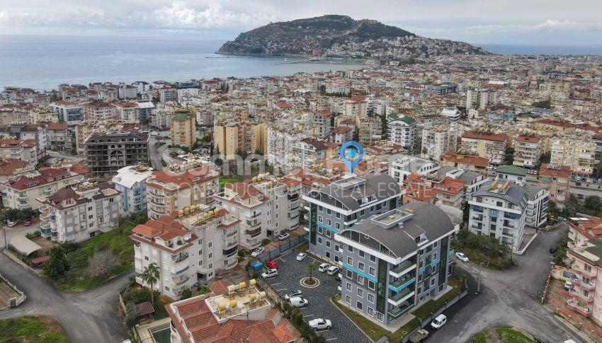 آپارتمانهای متنوع در مجموعهای در مرکز آلانیا general - 3