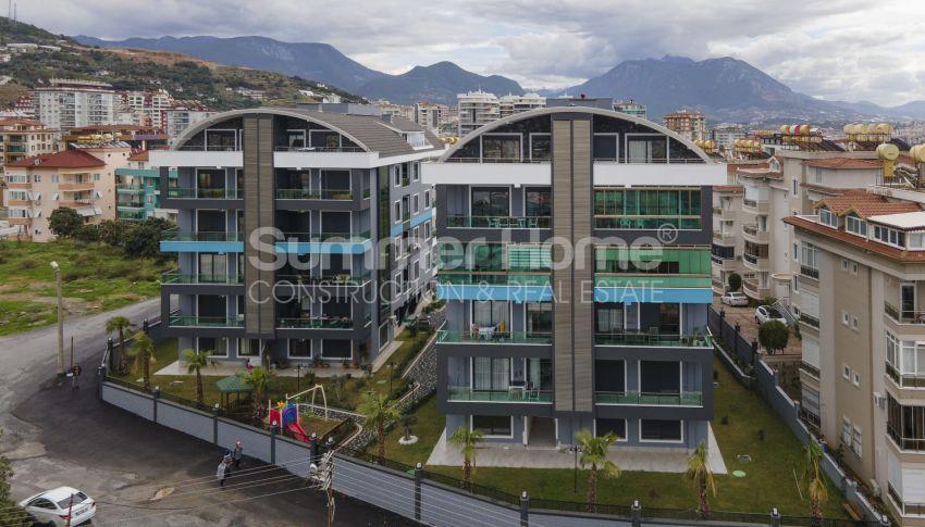 آپارتمانهای متنوع در مجموعهای در مرکز آلانیا general - 4