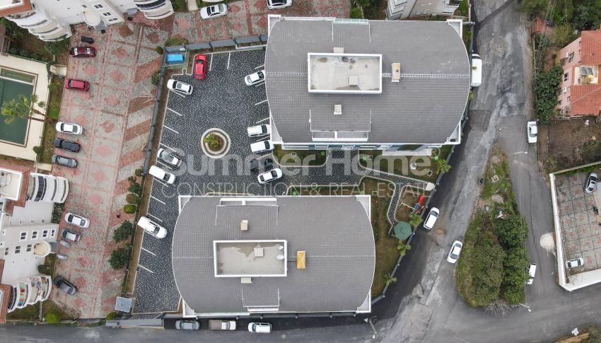 آپارتمانهای متنوع در مجموعهای در مرکز آلانیا general - 5