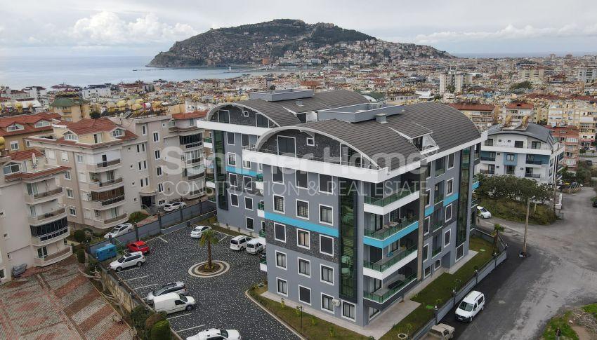 آپارتمانهای متنوع در مجموعهای در مرکز آلانیا general - 6